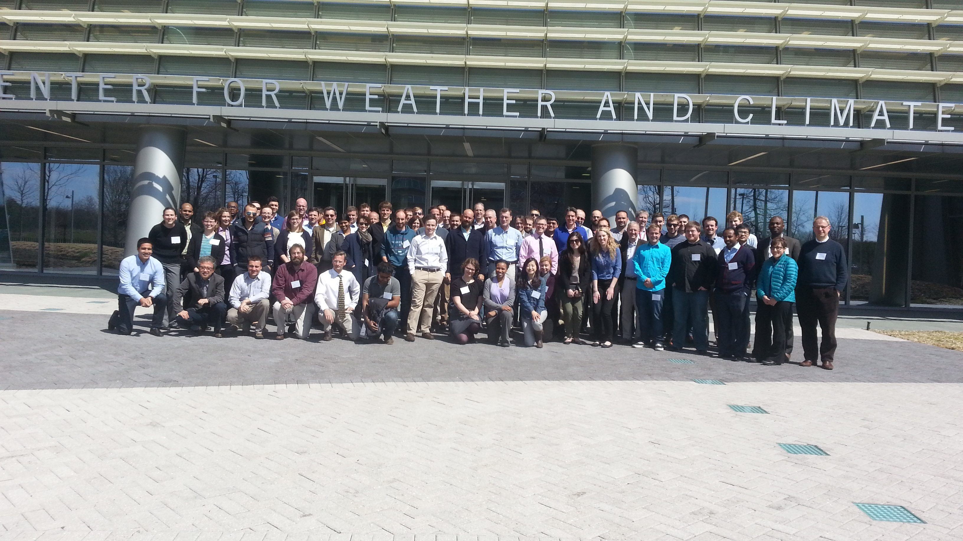 ADCIRC Workshop 2015 group picture 2