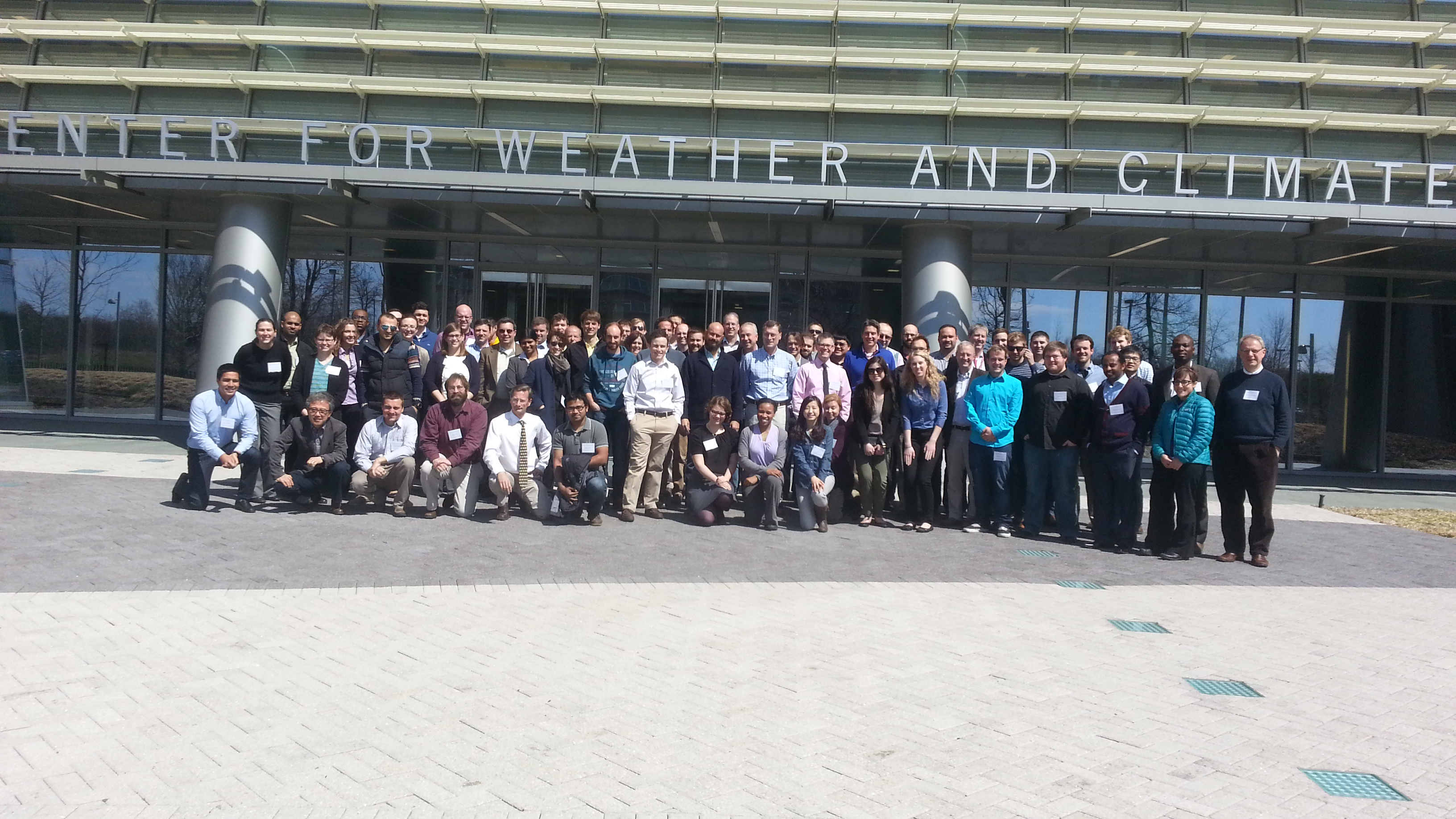 ADCIRC Workshop 2015 group picture 3